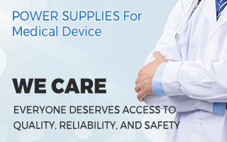 How to Select Suitable Switching Power Supply for Medical Device