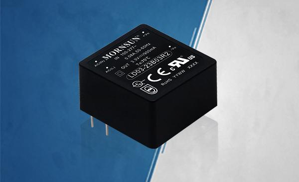 Ultrakompakte AC/DC-Konverter liefern Leistungen von 3W bis 20W