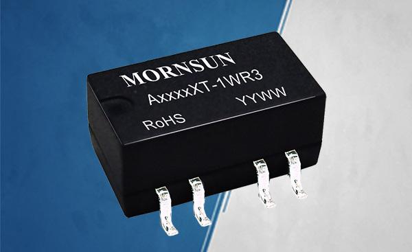 MORNSUN | Fixed Input DC/DC-Konverter jetzt auch für Eingangsspannungen von 12V, 15V und 24V