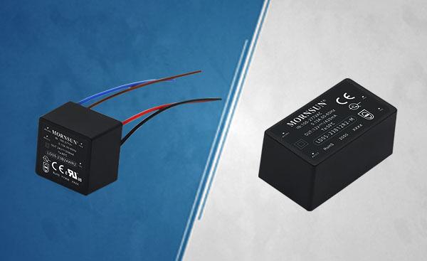 Ultrakompakte AC/DC-Konverter liefern Leistungen von 3W bis 30W