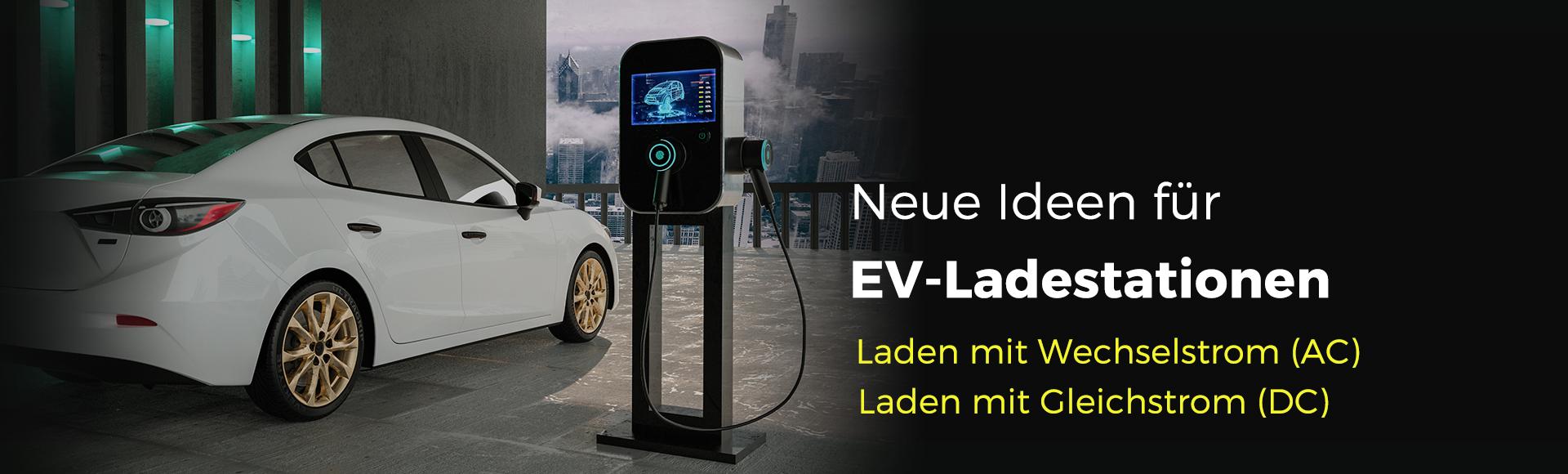 Neue Ideen für EV-Ladestationen