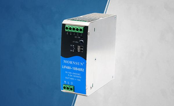 MORNSUN 120-480W Hutschienen-Netzteile mit PFC