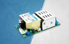 Medizinische Open-Frame-Netzteile mit Leistungen bis 120W