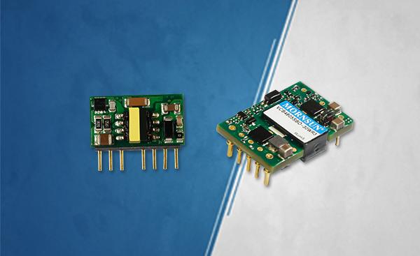 Open-Frame DC/DC-Konverter für Leistungen von 3W bis 30W